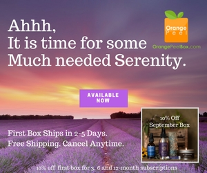 It's time for much needed serenity. 10% off first box for 3, 6, and 12 months subscription