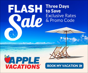 Apple vacation coupon code