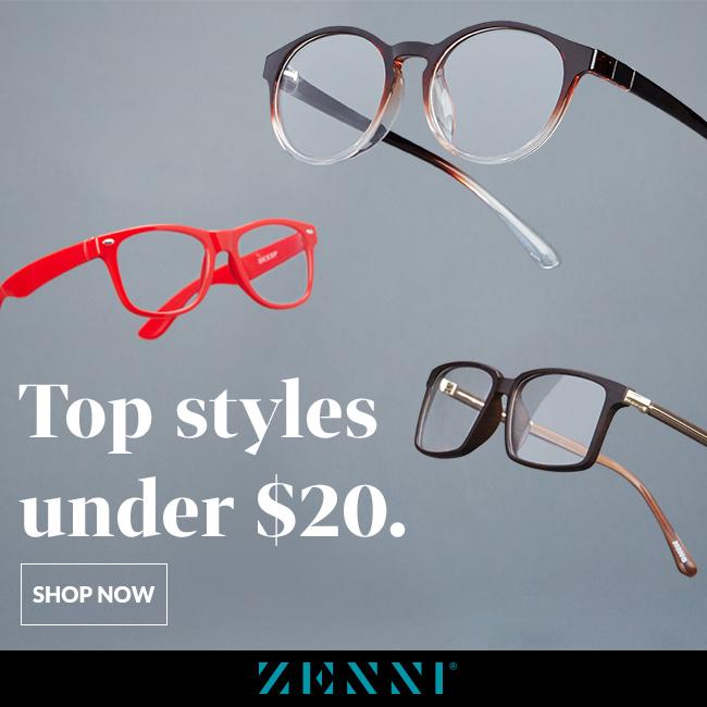 Zenni Optical Discount Code