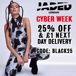 Jaded London Promo Code