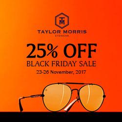 taylor morris eyewear Promo Code