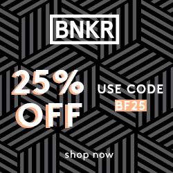 BNKR AU Promo Code