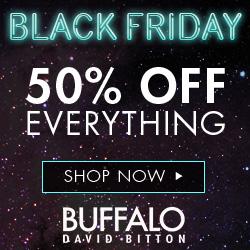 Buffalo David Bitton Promo Code