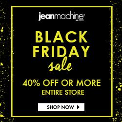 Jean Machine Promo Code
