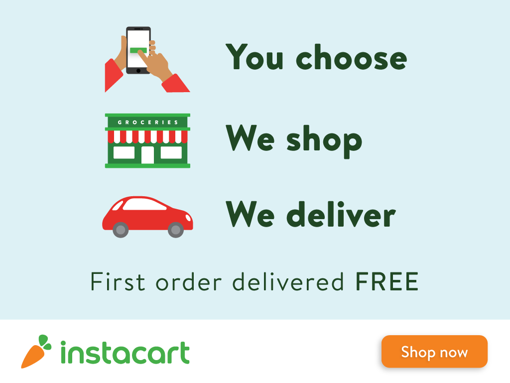 Instacart is the fastest nationwide delivery service that provides delivery in as little as one hour across multiple retailers. | Read NOW | chewthisup.com
