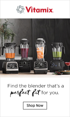 What is in Vitamix