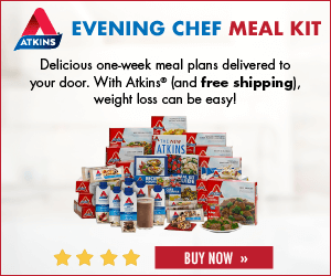 Atkins Dinner Meal Kit