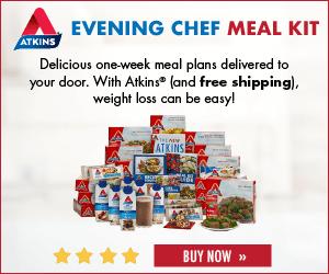 Atkins Dinner Meal Kit
