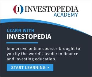 Investopedia Academy