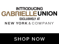 Gabrielle Union - Exclusively