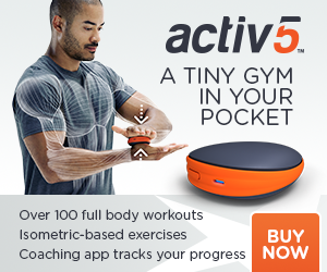 Tiny gym device you can wear on your wrist