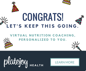Virtual Nutrition Coaching Personalized For You