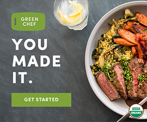 Join Green Chef - Keto Ingredients Straight to Your Door