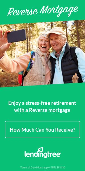 Reverse mortgage offer