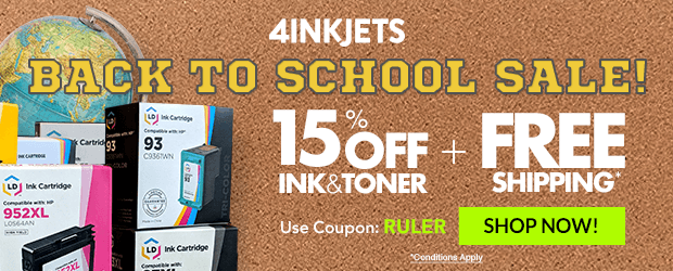 Back to School Sale! Save 15%