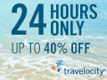 TravelCity 40% Off