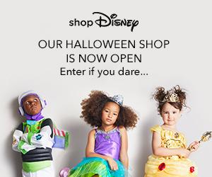 Halloween Shop at shopDisney