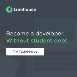 Become a developer with Treehouse
