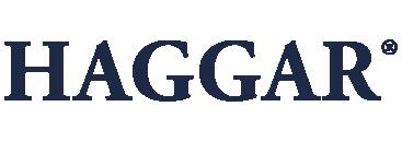 Haggar Logo - Black