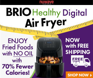 FREE SHIPPING! Get the Brio