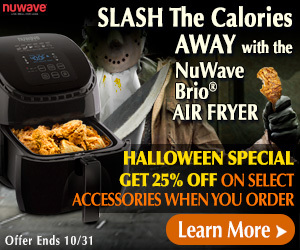 Slash The Calories Away! Get