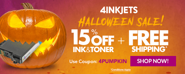 Halloween Sale! Save 15% on
