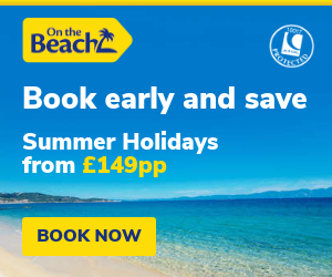 On The Beach Coupons