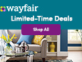 What is in Wayfair