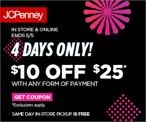 683e392872ca JCPenney online coupons military discounts promo code