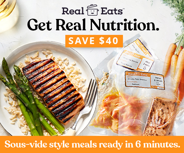 Meal planning from Real Eats