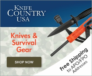 Get Knives and Survival Gear at Knife Country USA!