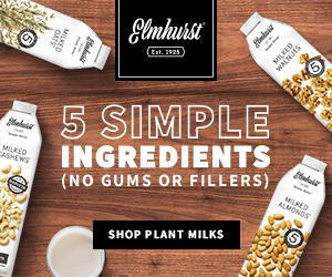 Elmhurst Plant Milks