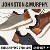Johnston \u0026 Murphy - coupons, military