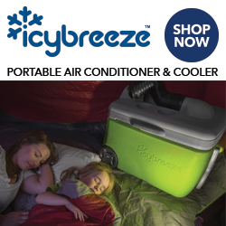 Portable Air Conditioner You Take Anywhere