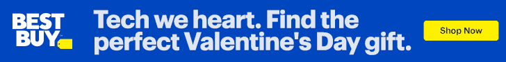 Tech we heart. Find the perfect Valentine