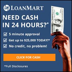 Loan mart - need cash