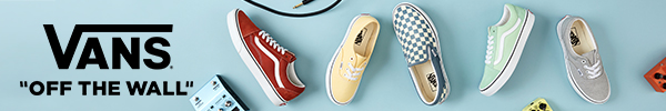 Feel the Energy of Vans Aura Collection