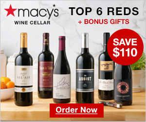 Macy's Wine Cellar July Assets