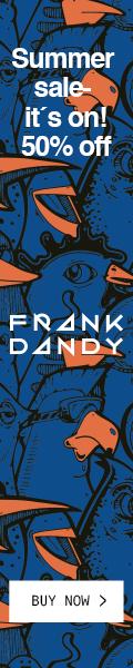 Frank Dandy Promo Code