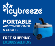 Portable Air Conditioner With Wheels You Take It Everywhere