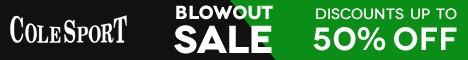 Blowout Sale Full Banner