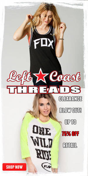 Left Coast Threads Discount Code