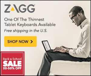 View ZAGG's inventory of