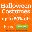 Halloween Costumes Up To 75%