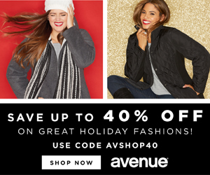 Avenue Holiday Fashion For $50 or Less!!