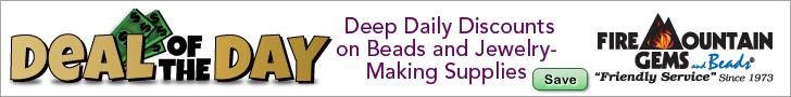 Fire Mountain Gems and Beads Coupon Code