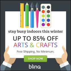 Up to 85% Off Arts & Crafts