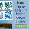 Up to 65% off Home Decor