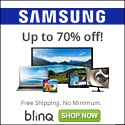 Samsung Up to 70% Off! 125x125