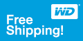 WD Free Shipping 120x60